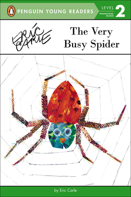 Cover for Very Busy Spider (Penguin Young Readers