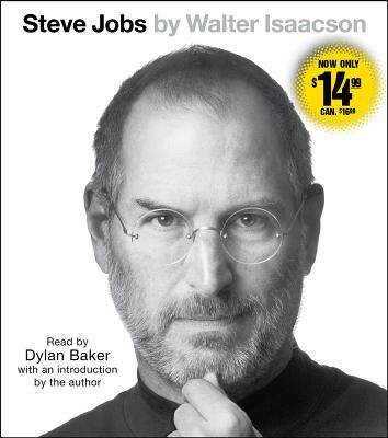 Steve Jobs Cover Image