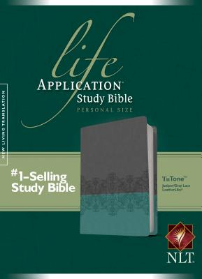 Life Application Study Bible-NLT-Personal Size Cover Image