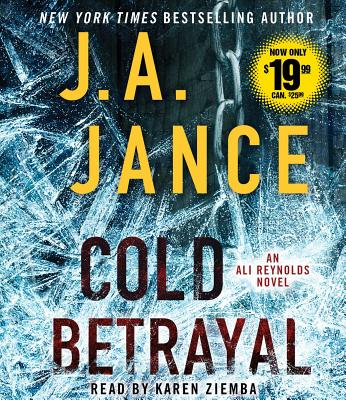 Cold Betrayal: A Novel Cover Image