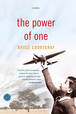 The Power of One: A Novel Cover Image
