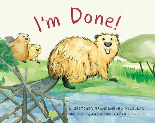Cover for I'm Done!