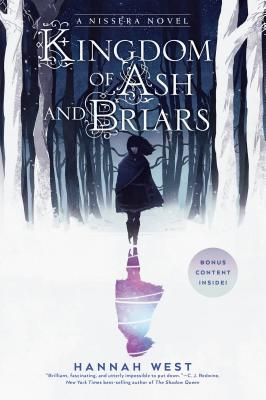 Cover for Kingdom of Ash and Briars