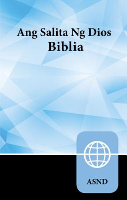 Tagalog Bible, Paperback Cover Image