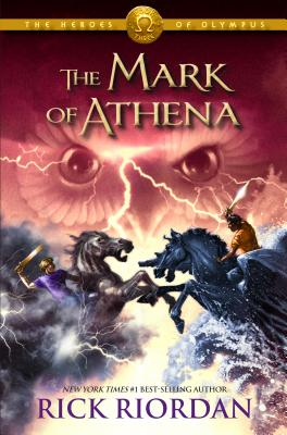 The Mark of Athena (Heroes of Olympus #3) Cover Image