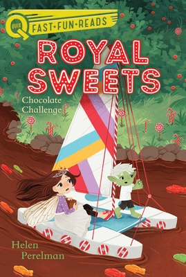Cover for Chocolate Challenge