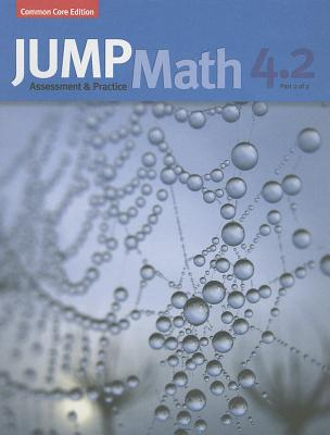 Jump Math 4.2 Common Core Edition Cover Image