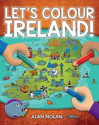 Let's Colour Ireland! Cover Image