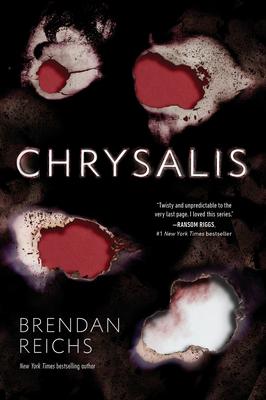 Chrysalis book cover