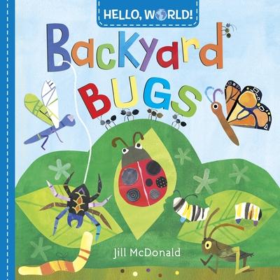 Hello, World! Backyard Bugs Cover Image