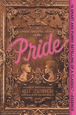 Pride: A Pride & Prejudice Remix Cover Image