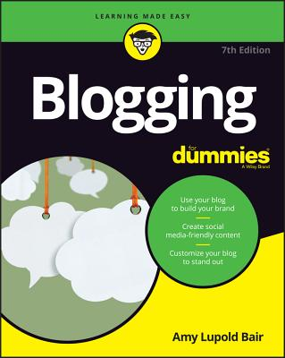 Blogging for Dummies Cover Image