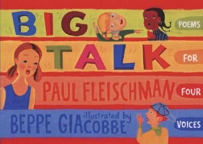 Big Talk Cover