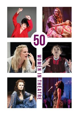50 Women in Theatre Cover Image