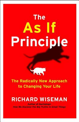 The as If Principle Cover