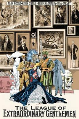 League of Extraordinary Gentlemen Omnibus Cover Image