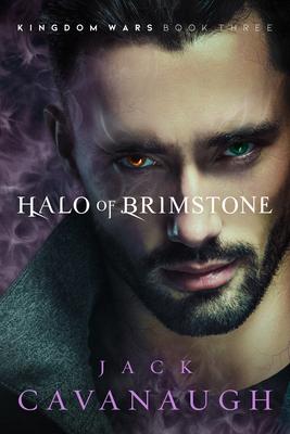 Halo of Brimstone (Kingdom Wars #3) Cover Image