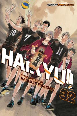 Haikyu!!, Vol. 32: Pitons Cover Image