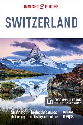 Insight Guides Switzerland (Travel Guide with Free Ebook) Cover Image