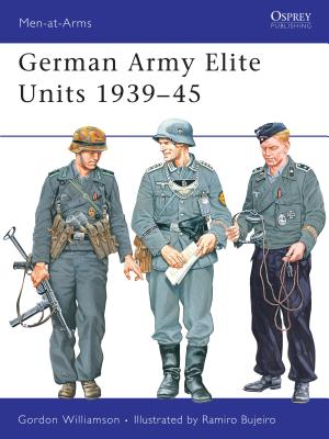 German Army Elite Units 1939-45 Cover