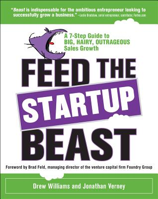 Feed the Startup Beast Cover