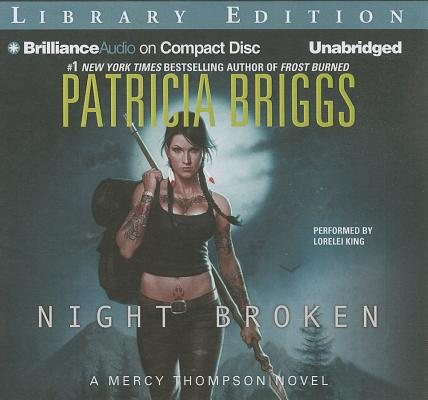 Night Broken (Mercy Thompson Novels) Cover Image