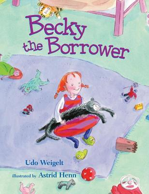 Becky the Borrower Cover
