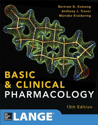 Basic and Clinical Pharmacology 13 E Cover Image
