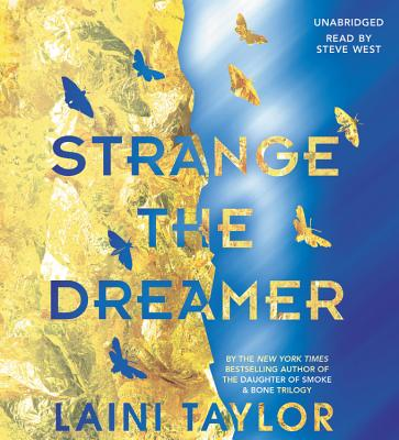 Strange the Dreamer Cover Image