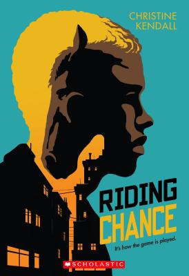 Cover for Riding Chance