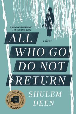 All Who Go Do Not Return Cover