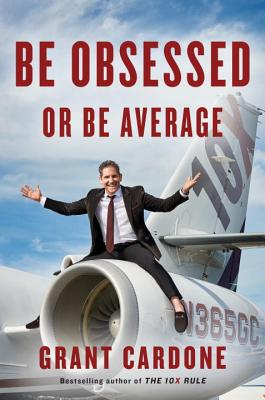 Be Obsessed or Be Average cover image