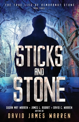 Sticks and Stone: A Time Travel Thriller Cover Image