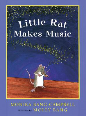 Little Rat Makes Music Cover