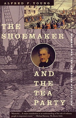 The Shoemaker and the Tea Party Cover