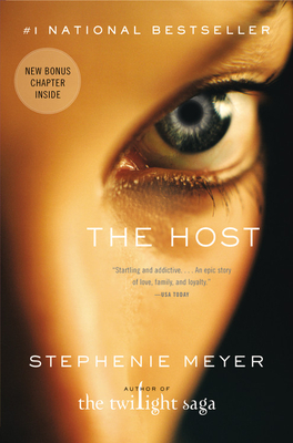 The Host: A Novel Cover Image