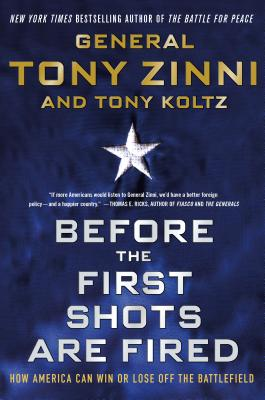 Before the First Shots Are Fired: How America Can Win Or Lose Off The Battlefield Cover Image
