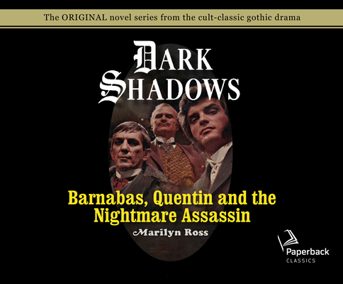 Barnabas, Quentin and the Nightmare Assassin (Library Edition) (Dark Shadows #18) Cover Image