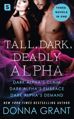 Cover for Tall, Dark, Deadly Alpha