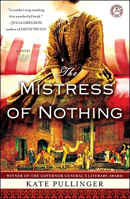 The Mistress of Nothing Cover