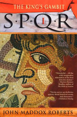 Spqr I: The Kings Gambit: A Mystery Cover Image