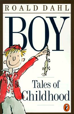 Boy: Tales of Childhood Cover Image