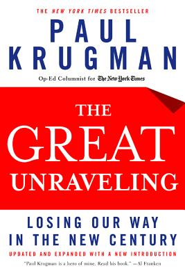 The Great Unraveling Cover