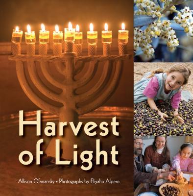 Harvest of Light (Hanukkah) Cover Image