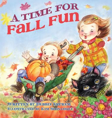 A Time For Fall Fun (Four Seasons) Cover Image