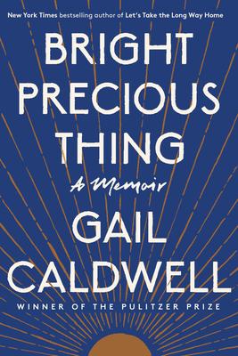Bright Precious Thing: A Memoir Cover Image