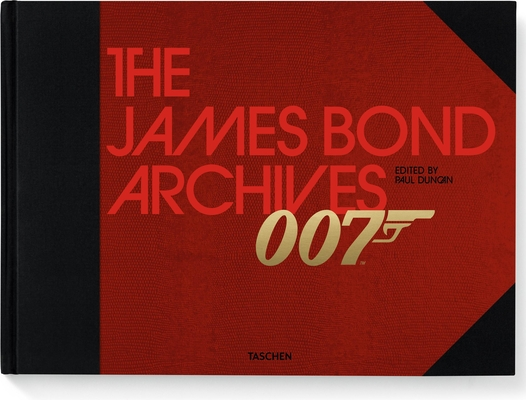 The James Bond Archives Cover Image