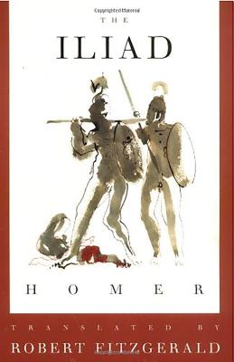 The Iliad: The Fitzgerald Translation Cover Image