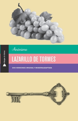 Lazarillo de Tormes Cover Image
