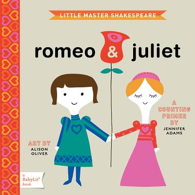 Little Master Shakespeare: Romeo & Juliet Cover Image